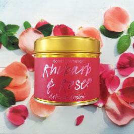 Rhubarb & Rose