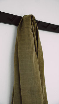Swaddle Musselintuch Sage