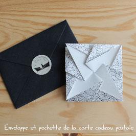 Carte cadeau postale
