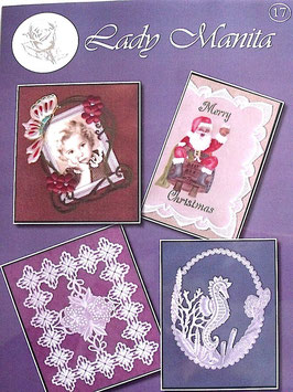 LADY MANITA  PATTERN PACK 17