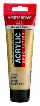 AMSTERDAM ACRYLICS 20ML - LIGHT GOLD