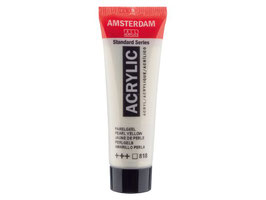 AMSTERDAM ACRYLICS 20ML -  PEARL YELLOW