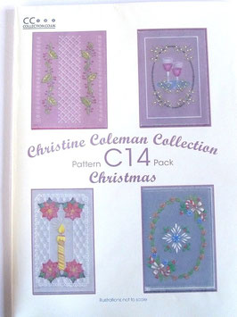 PATTERN PACK C14 BY CHRISTINE COLEMAN