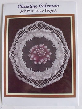 CHRISTINE COLEMAN - DAHLIA IN LACE PROJECT