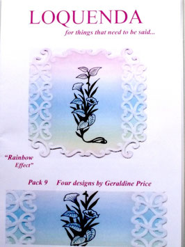 PATTERN PACK 9 BY GERALDINE PRICE