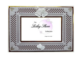 WEDDING FRAME  PATTERN 18 BY LESLEY SHORE