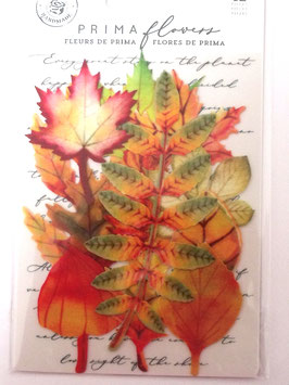 PRIMA FLOWERS LEAF EMBELLISHMENTS - AUTUMN MAPLE