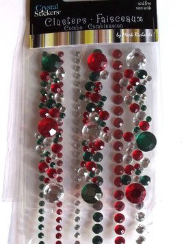 COMBO CLUSTER PACK OF PEARLS CHRISTMAS
