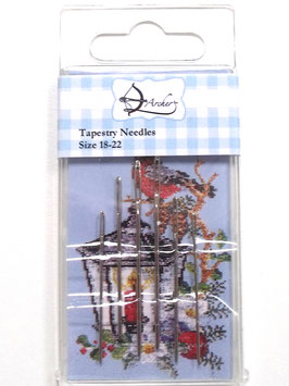 ARCHER TAPESTRY NEEDLES 18 - 22