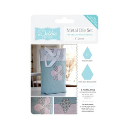 DEBBIE SHORE METAL DIE SET - JEWEL