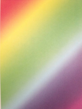 RAINBOW CARD  10 SHEETS A4 SIZE