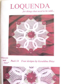 PATTERN PACK 14 BY GERALDINE PRICE