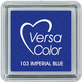 VERSACOLOR SMALL INKPAD - IMPERIAL BLUE