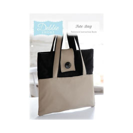 DEBBIE SHORE - PATTERN PACK - TOTE  BAG