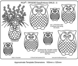 PCA TEMPLATE - OWLS 3