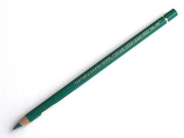 POLYCHROMOS PENCIL - CHROME OXIDE GREEN FIERY