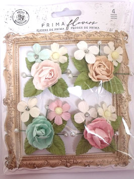 PRIMA FLOWERS MISTY ROSE - PAXTON