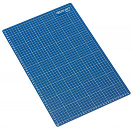 WESTCOTT BLUE SELF REPAIRING CUTTING MAT (300mm x 450mm)