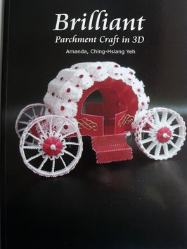 BRILLIANT PARCHMENT CRAFT IN 3D BY AMANDA, CHING-HSIANG YEH