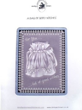A BAG OF GOOD WISHES BY DOROTHY HOLNESS