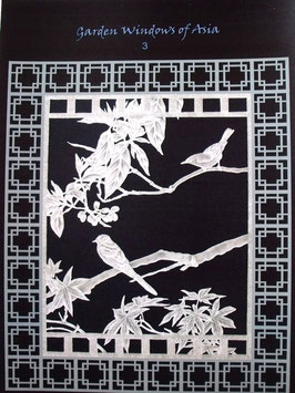 GARDEN WINDOWS OF ASIA BY JULIE ROCES - PROJECT PATTERN 3