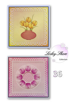 PATTERN PACK 36 BY LESLEY SHORE