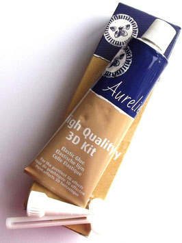 AURELIE HIGH QUALITY 3D GLUE KIT 80ml