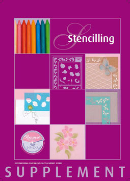 HOW TO -- PERGAMANO STENCILLING