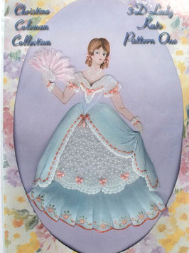 PATTERN PACK  3D1 - LADY KATE BY CHRISTINE COLEMAN