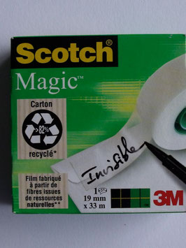 810 MAGIC TAPE 19mm x 33m