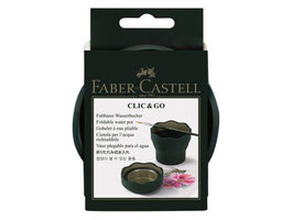 FABER CASTELL CLIC & GO FOLDABLE WATER CUP