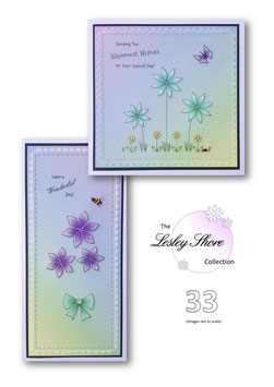 PATTERN PACK 33 BY LESLEY SHORE