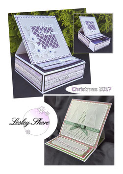 THE LESLEY SHORE COLLECTION - CHRISTMAS 2017 PATTERN PACK 8