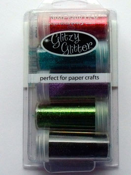 STAMPENDOUS GLITTER  KIT -  SUPER RICH