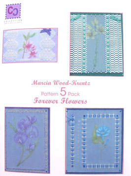 FOREVER FLOWERS BY MARCIA WOOD-KRENTZ