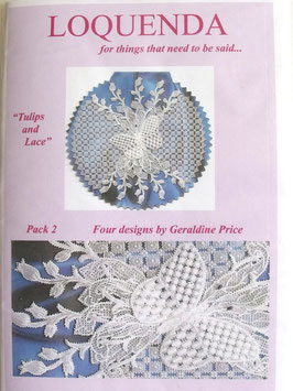 PATTERN PACK 2 BY GERALDINE PRICE
