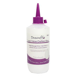 DOVECRAFT SUPER VALUE CRAFTERS GLUE 300ml