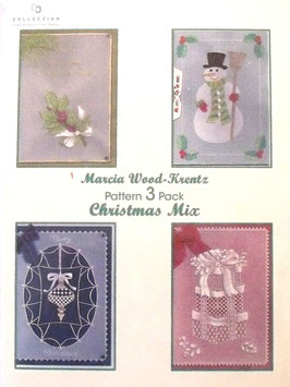 CHRISTMAS MIX BY MARCIA WOOD-KRENTZ