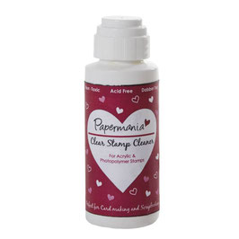 PAPERMANIA CLEAR STAMP CLEANER