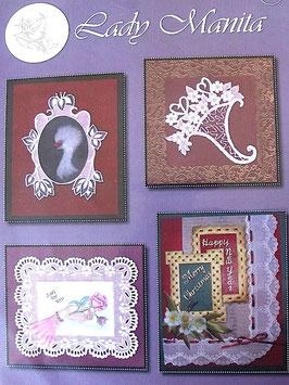 LADY MANITA  PATTERN PACK 19
