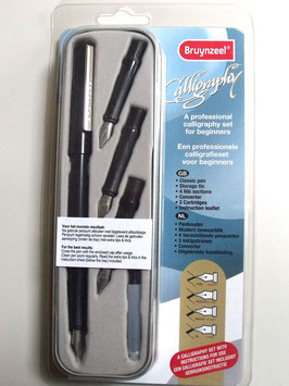 BRUYNZEEL CALLIGRAPHY SET FOR BEGINNERS