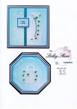 PATTERN PACK 11 BY LESLEY SHORE