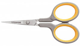 "WESTCOTT - 4 "" / 10cm TITANIUM CRAFT CURVED SCISSORS"