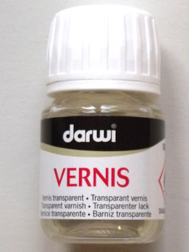 DARWI  GLOSS VARNISH 30 ML