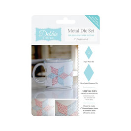 DEBBIE SHORE METAL DIE SET - DIAMOND