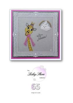 PATTERN 65 'PRINCESS' BY LESLEY SHORE