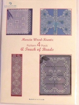 A TOUCH OF BEADS BY MARCIA WOOD-KRENTZ