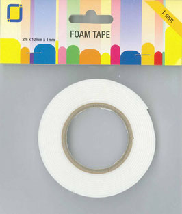 JEJE FOAM TAPE 2m x 12mm x 1mm