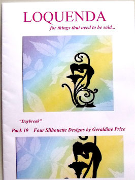 PATTERN PACK 19 BY GERALDINE PRICE