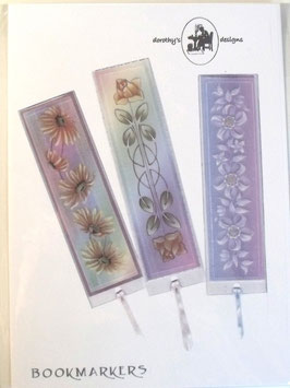 BOOKMARKERS BY DOROTHY M HOLNESS